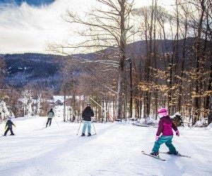Whiteface Mountain family skiing Things to Do in Lake Placid on a Winter Vacation