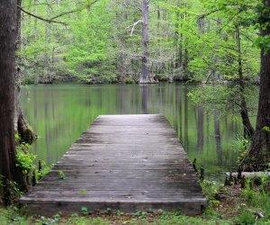 Lake Isabel, Lake Houston Wilderness Park