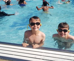 Escape the DC summer heat at Langdon Park Pool. Photo courtesy of DC Department of Parks and Recreation