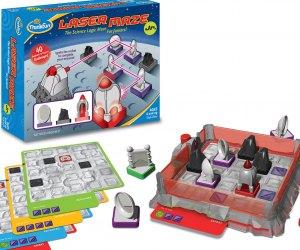 Laser Maze is so educational, it's a great play break from Zoom school.