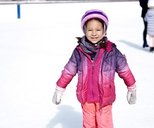 Lasker RINK Best Ice Skating Rinks in NYC for Kids and Families