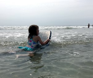 Catch a wave at LBI when Jersey Shore beaches open for the season later this month. Photo by Rose Gordon Sala