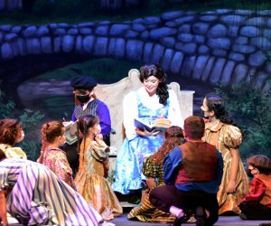 This tale as old as time is a great first theater experience for little theatergoers. Photo courtesy of the Encore Theatre Group