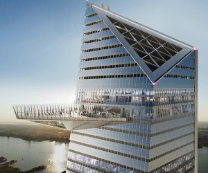 New York's Hudson Yards will be home to the highest outdoor observation deck in the western hemisphere.