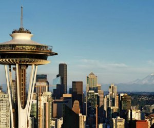 Seattle is the city of the Space Needle, Puget Sound, miles of green, and loads of family-friendly fun.
