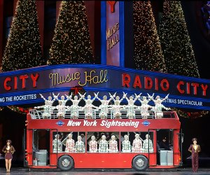 The Radio City Christmas Spectacular is truly that: spectacular. Photo courtesy of Radio City Music Hall