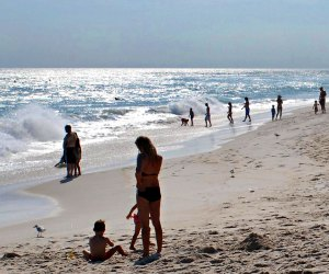 Robert Moses State Park is a popular beach for Long Island families. Photo courtesy of Long Island State Parks