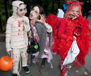 Kids (and dogs!) can dress up for Wicker Park's Boo-Palooza. Photo courtesy of the Wicker Park Advisory Council