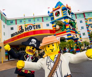 Legoland New York Resort is poised for a springtime opening thanks to Governor Andrew Cuomo's recent announcement. Photo courtesy of Legoland