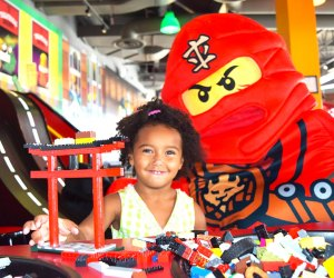 Imagine the possibilities for your child at the Legoland Discovery Center in Atlanta. Photo courtesy of Legoland