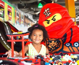 25 Things To Do with Kids on a Rainy Day in Boston: Legoland