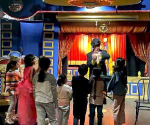 The Long Island puppet Theatre is one of the hidden gems of long island.