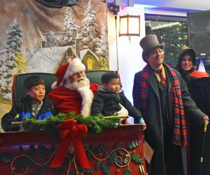 Celebrate a Victorian Christmas in Port Jefferson. Photo courtesy of the Charles Dickens Festival via Facebook