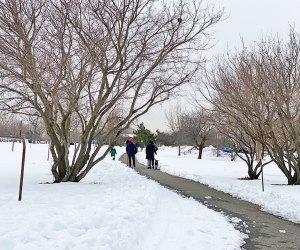 Liberty State Park Walking Paths