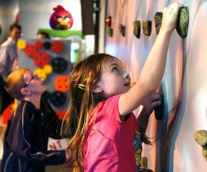 Climb and explore at Liberty Science Center. Photo courtesy of LSC