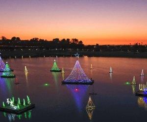 Lighting of the Bay, photo courtesy of Newport Dunes