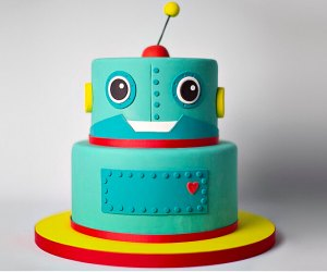 Bakeries Make the Best Birthday Cakes in Los Angeles: birthday cake by Charm City Cakes