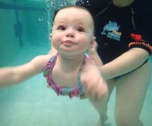 Top Classes for Babies and Toddlers in Boston: Little Flippers