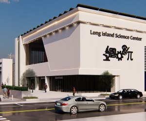 The Long Island Science Center is growing, building a 30,000-square-foot museum and planetarium in Riverhead's planned town square.