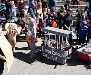 Join in on the fun at the Long Beach Fall Festival and Costume Parade. Photo courtesy of the City of Long Beach