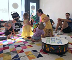 Top Classes for Babies and Toddlers in Los Angeles: Lovebug & Me