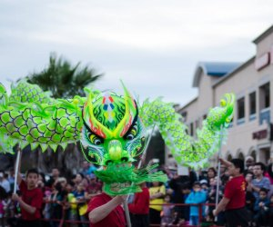 Ring in the Year of the Rat at the Lunar New Year Houston celebration. Photo courtesy of Lunar New Year Houston.