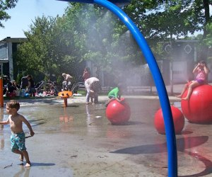 Boston-Area Playgrounds Worthy of Getting in the Car: Lynch Park