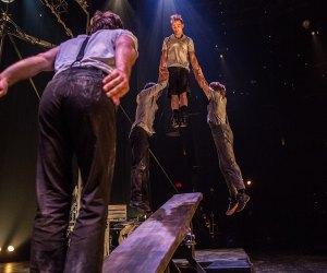 Machine de Cirque. Photo Credit Loup-William Théberge