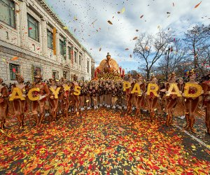 Confetti, characters, Tom Turkey, and more return to city streets this Thanksgiving with the Macy's Thanksgiving Day Parade. Photo courtesy of Macy's