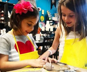 Kids can explore different mediums at MADE: My Art and Design Experience in Mamaroneck.