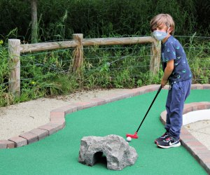 Get ready to enjoy some mini golf near Chicago this summer! Photo courtesy of Maggie Daley Park/Facebook