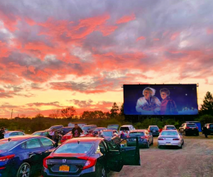 The Mahoning Drive-In has delighted area residents since 1949. Photo by Thomas Hawk, via Flickr/Creative Commons