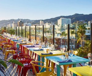 Best Mother's Day Brunches in Los Angeles: Mama Shelter