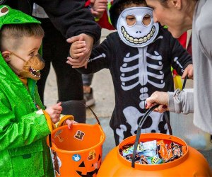 Celebrate with the family at Manayunk's Halloween. Photo by JPGPhotography.com