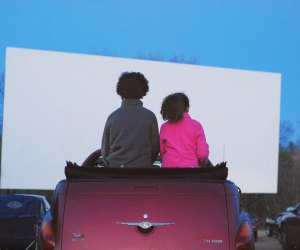Pay by the carload at the Mansfield Drive-in. Photo courtesy of Visit CT