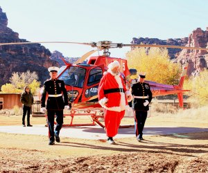 Where to find free toys santa delivers toys-for-tots