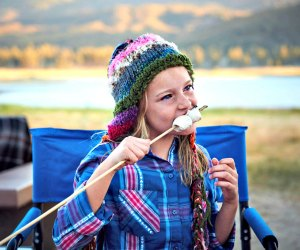 SoCal Campgrounds with Extra Entertainment For Kids: Lake Hemet