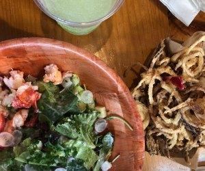 Match Burger Lobster in westport