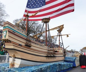Plymouth celebrates Thanksgiving history. Photo courtesy of Americas Hometown Thanksgiving Celebration