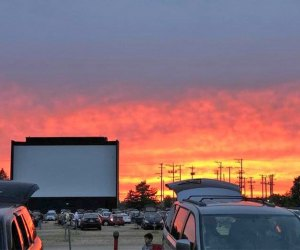 The McHenry Outdoor Theater is open for some much-needed entertainment. Photo courtesy of the theater