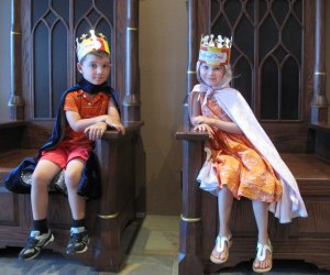 Have dinner and a show at Medieval Times