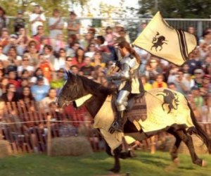 Medieval Festival at Fort Tryon Park, the Cloisters