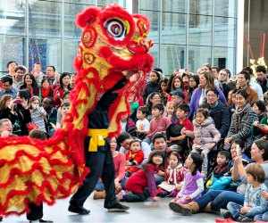 Ring in the Chinese New Year at the Museum of Fine Arts, Boston. Photo courtesy of the museum