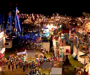 The 81st annual Middlesex County Fair lights up East Brunswick this weekend. Photo courtesy of the fair