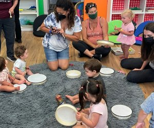 Top Classes for Babies and Toddlers in Los Angeles: Minibop Music