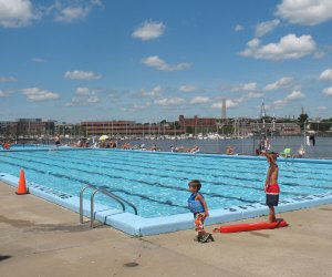 Mirabella Pool. Photo courtesy of Boston Centers for Youth & Families
