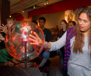 Wow them with science at MIT. Photo courtesy of MIT Museum