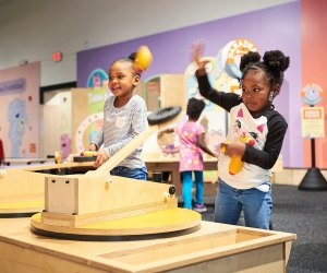 Meet Mo Willems' charming characters at the Children's Museum of Atlanta. Photo courtesy of Children's Museum, Pittsburgh