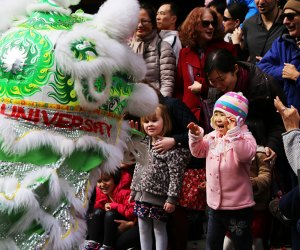 Celebrate the Lunar New Year with the Museum of Chinese in America (MOCA). Photo courtesy of the venue