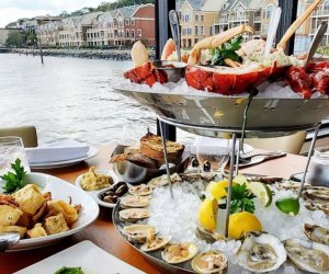 Treat mom to gorgeous views and fresh seafood for Mother's Day Brunch at Molos Restaurant.